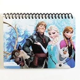 Disney Albums Autograph (Set of 2 - Disney Princess Frozen Autograph Book Set - Great for Disney World and Disneyland Vacations! Anna, Elsa, Olaf, and Sven!)