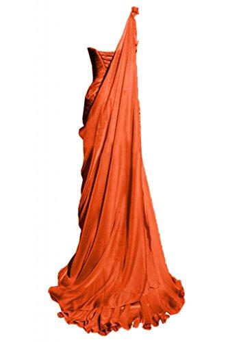 Sunvary Robe longue Robe de Soir ¨ ¦ e Robe de Demoiselle D 'honneur Robe de cóctel Sans Bretelles Col en C? Ur a-ligne avec Paillettes, sintética Diamants en gasa Bleu Ciel Clair
