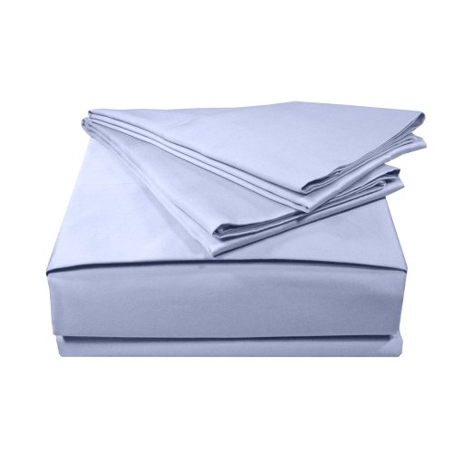Veratex Solid Collection 300 Thread Count 100% Egyptian C...