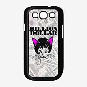 Funny Humor Plastic Phone Case Back Cover Samsung Galaxy S3 I9300