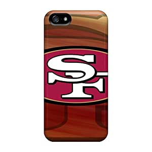 Premium XXu3470qDsY Case With Scratch-resistant/ San Francisco 49ers Case Cover For Iphone 5/5s