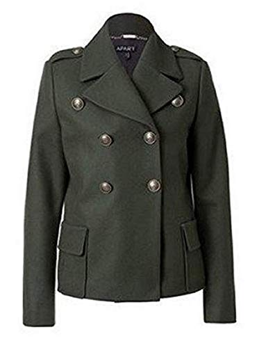 Vert Apart D'hiver couleur Blouson Olive 46taqUR6