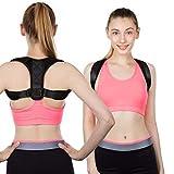 Posture Corrector Adjustable Back Corrector Posture Brace Belt Fits Teens Children Men