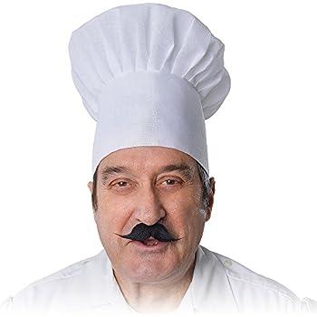Amazon.com: Bristol DS164 - Juego de chef (abrigo y gorro ...