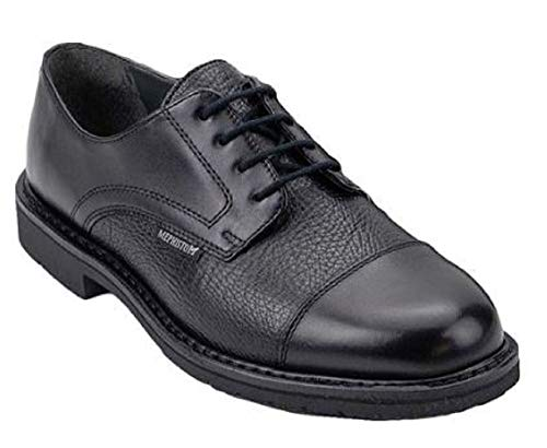 (Mephisto Men's Melchior Captoe Oxford Black Leather 14 M)