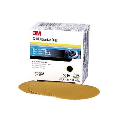 3M 00920 Hookit Gold 3' P100C Grit Disc