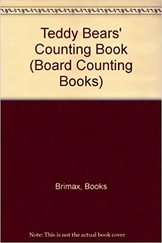 Books online for free download Teddy Bears' Counting Book (Board Counting Books) suomeksi PDF