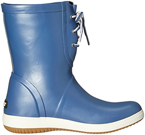 Lace Bogs Quinn Women's Boot Blue Rain qxOHE1xP
