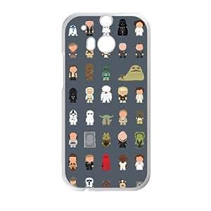 COOL Creative Desktop Star Wars CASE For HTC One M8 Q95D802209