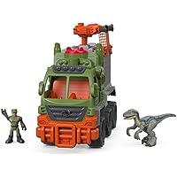 [Patrocinado] Fisher-Price Imaginext Jurassic World, Dinosaur Hauler Playset