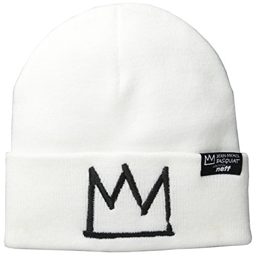 Neff Gorro Crown Fold Blanco