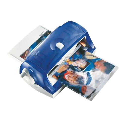Blu Traslucido Xyron 18638 Plastificatrice a Freddo