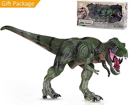 """Dinosaur Figure Toys - 12"""" Long T-Rex Action Figure for sale  Delivered anywhere in USA"""