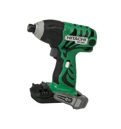 Bare-Tool Hitachi WH18DL 18-Volt Li-Ion Cordless Impact Driver (Tool Only, No Battery)