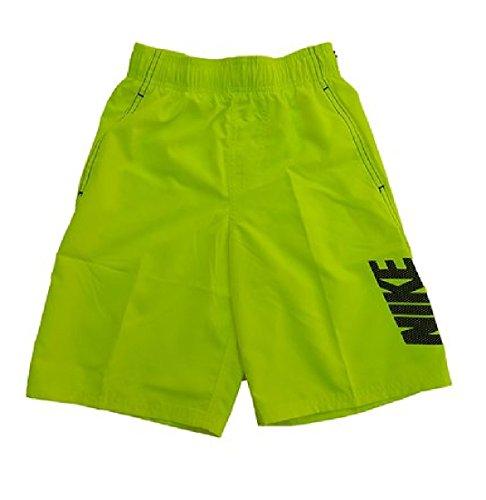 Nike Convoy Logo Volley Swim Trunks - Boys Size L