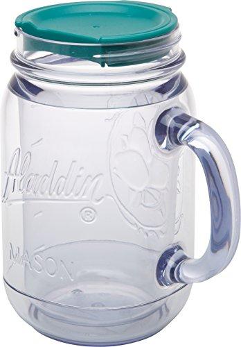 - Aladdin Classic Insulated Mason Travel Mug 20oz, Sea