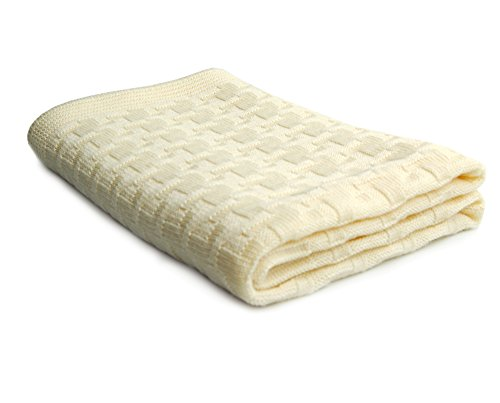 ganic Merino Wool Baby Blanket Made in Germany (Infant Wool Blankets)