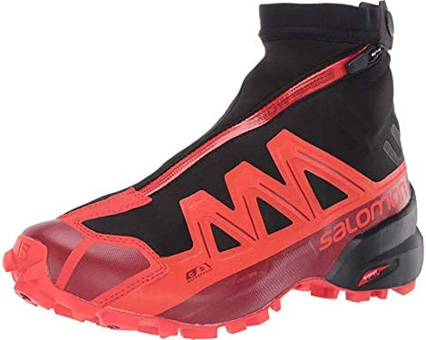 Salomon Unisex Snowspike CSWP High Trail Running Shoes