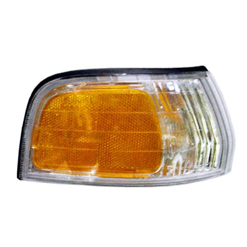 93 Honda Accord Corner (1992-1993 Honda Accord Corner Park Light Turn Signal Marker Lamp Right Passenger Side (92 93))