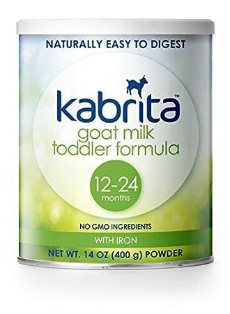 Amazon.com: Kabrita Leche de cabra bebé Fórmula – Polvo – 14 ...