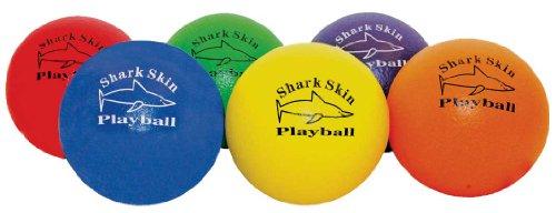 Sharkskin Playball/Handball Set of 6 by Great Lakes Sports