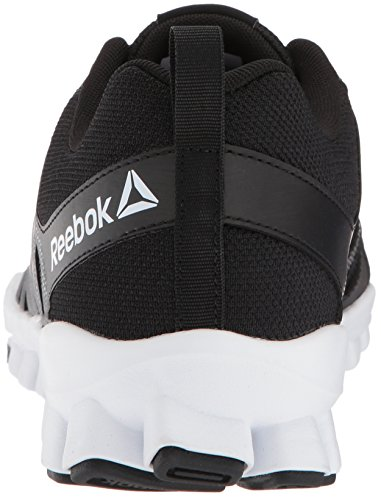 high quality sale online for nice online Reebok Men's Realflex Train 4.0 Running Shoe Black/Alloy/White cheap with paypal tb9YZa9
