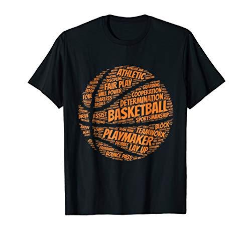 Basketball shirt gift for boys, girls, men and women