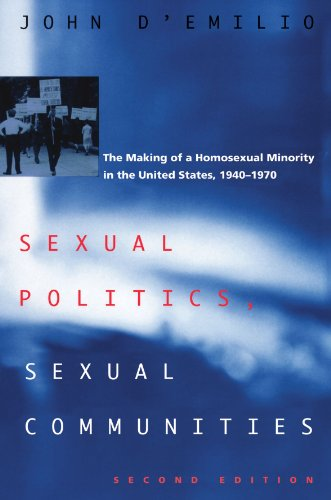 Pdf Social Sciences Sexual Politics, Sexual Communities: Second Edition