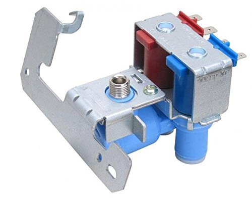Compatible Water Inlet Valve for General Electric WR57X10032, Part Number 880070, General Electric GSH25JSDBSS, General Electric GSS22SGMDBS Refrigerator