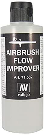 Vallejo Airbrush Flow Improver 200ml Paint Set
