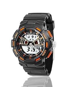 POPART Kids Digital Watch, 50M Waterproof Multi Function Sports Watch - Best Gifts, Black