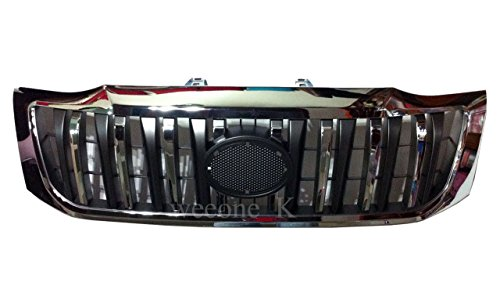 toyota hilux 2014 front grill - 6