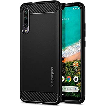 Amazon.com: QHOHQ Case for Xiaomi Mi A3, Transparent Ultra ...