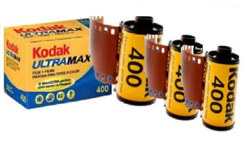 3-PACK-Kodak-Ultramax-400-Color-Print-Film-36-EXP-35MM-DX-400-135-36-108-PICS