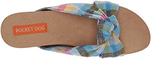 Le Multi Marché De Slide Coton De Sur D'amour Femmes Fusée Sandale Des Chien Rose Oq51w5B