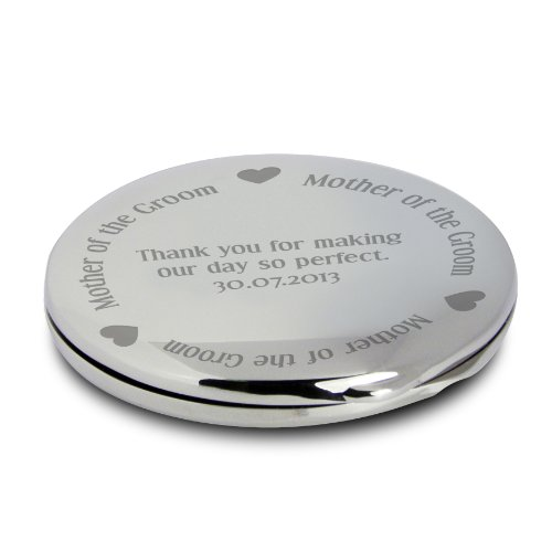 - Mother of the Groom Compact Mirror