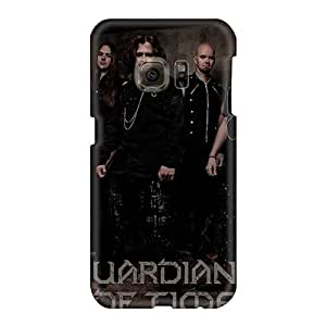 Shockproof Hard Phone Cover For Samsung Galaxy S6 With Provide Private Custom Attractive Mayhem Band Image TimeaJoyce