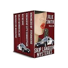 Skip Langdon Vol. 6-10 (The Skip Langdon Series)