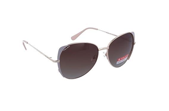 Lunette Sunglasses Femme Soleil 15 De Polar Or uc5JTlK13F