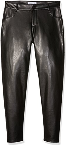 Leatherette Nero Attilati Donna Leatherette Twiggy Dancer ebony James Pantaloni Ebony Jeans TY8qnAF