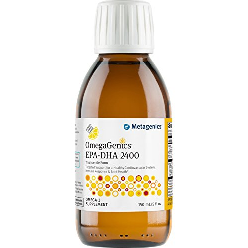 Metagenics OmegaGenics EPA DHA 2400 Liquid