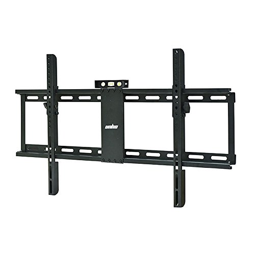 UNHO 32-85 inches Adjustable LED TV Tilt Wall Mount Bracket for Sony Finlux Polaroid LCD Plasma Flat Screen Max VESA 800x400 700x400 600x400 400x400 300x400 300x300mm ()