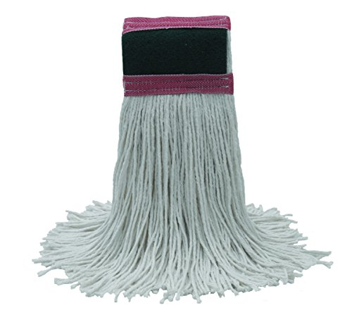 O'Cedar Commercial 97757 Neptune Rayon Mop with Scrub Pad, 24 oz (Pack of 12) by O-Cedar Commercial