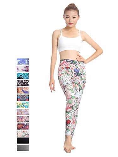Printed Top & Cropped Pants - 3