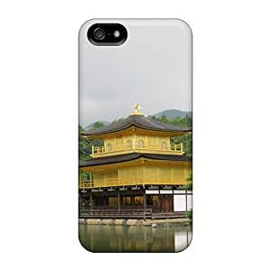 For Iphone Case, High Quality Kinkaku Ji, Kyoto, Japan For Iphone 5/5s Cover Cases
