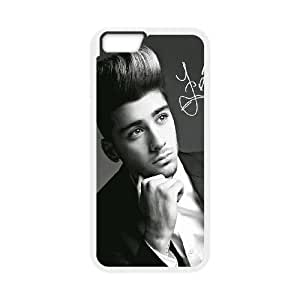 iPhone 6 Plus 5.5 Inch Cell Phone Case White Zayn Malik V2S8XA