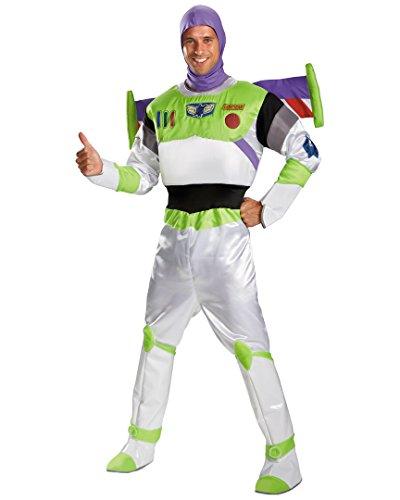 [Buzz Lightyear Ad Prestige Costume, Xl] (Women Buzz Lightyear Costumes)