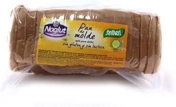 Pan de Molde (Sin Gluten y Lactosa) 350 gr de Santiveri ...