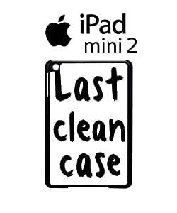 chen-shop design Last Clean Case iPad Mini 2 Air Tablet Black high quality