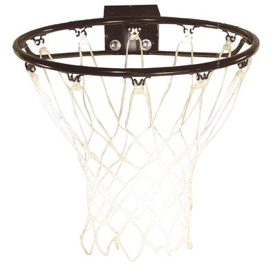 Spalding Huffy 7801S Slam Jam Basketball Rim (Black)